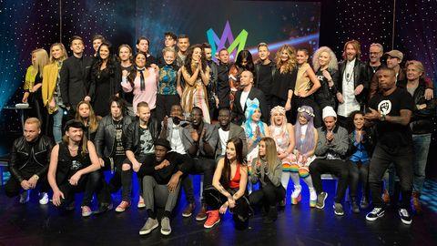 Швеция: Опубликованы все участники Melodifestivalen - 2016.
