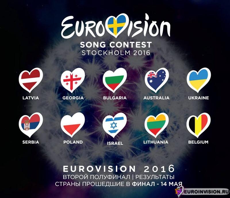 итоги танцев конкурса евровидения: