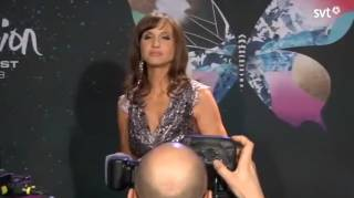 Petra Mede стала ведущей конкурса Евровидение 2013 в Мальмё.