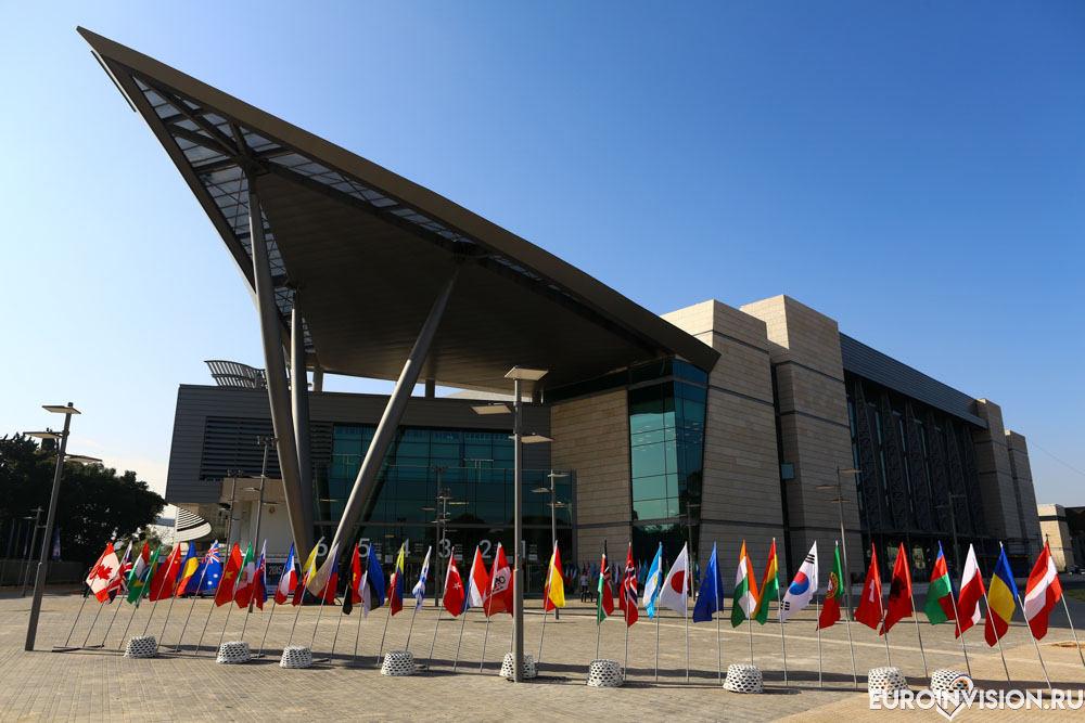 tel aviv convention center pavilion 2 - 1000×667
