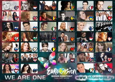 Евровидение 2013 - Malmo Live на InfoNews.