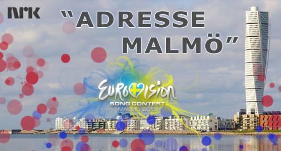 """Норвежское превью-шоу """"Adresse Malmo"""" стартует 1 мая."""