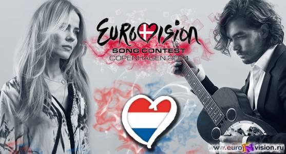 """Ilse and Waylon (Common Linnets)"" представят Нидерланды на Евровидении 2014."
