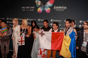 Определен порядок выступления участников в финале Евровидения 2013.