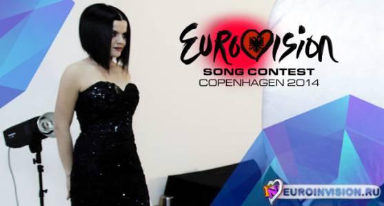 Албания: Hersi Matmuja готовится выпустить видеоклип на конкурсную песню.