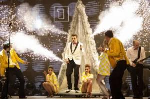 Aram MP3 - участник от Армении на Евровидении 2014.
