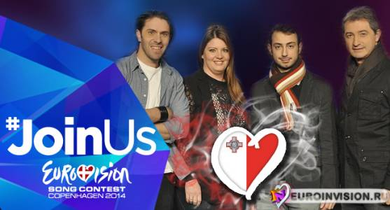 """Группа """"Firelight"""" отправится от Мальты на Евровидение 2014."""