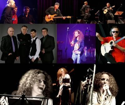 """Группа """"The Shin"""" и Mariko стали представителями Грузии на Евровидении 2014."""