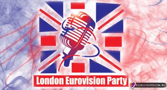 """London Eurovision Party-2014"" состоится 13 апреля."