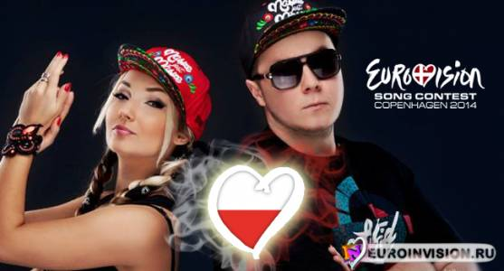 """""""Donatan & Cleo"""" будут представлять Польшу на Евровидении 2014."""