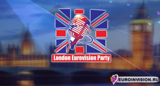 Стали известны некоторые участники «London Eurovision Party-2014».