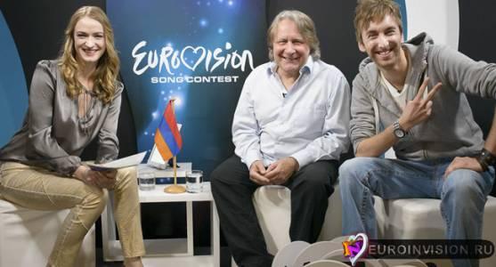 Результаты первого выпуска шоу «ESC-Songcheck» из Германии.