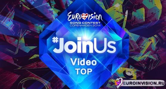 «Видео-Топ» конкурса Евровидение 2014.