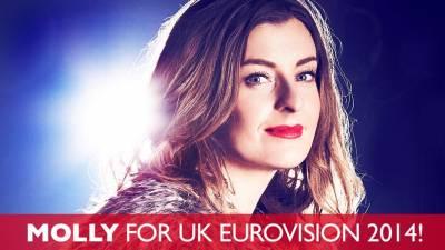 Великобританию на Евровидении 2014 представит - Molly Smitten-Downes.