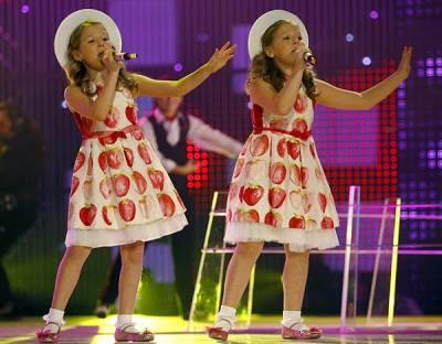 Сестры Толмачёвы будут представлять Россию на Евровидении 2014.