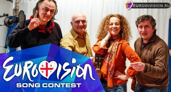 Грузия: «The Shin» и Марико исполнят на Евровидении 2014 песню «Three Minutes to Earth».