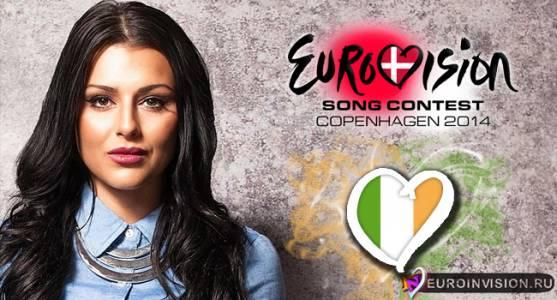 Can Linn и Kasey Smith - поедут на Евровидение 2014 от Ирландии.