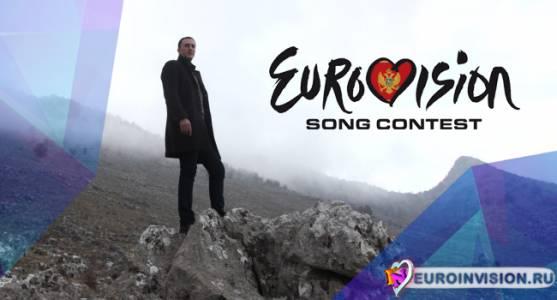 Черногория: Проходят съемки клипа на конкурсную песню Сергея Четковича.