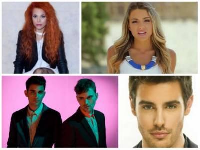 Греция: Стали известны имена возможных представителей на Евровидение 2014.