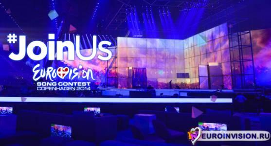 В Копенгагене начинаются первые репетиции участников Евровидения 2014.