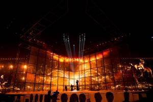 Продолжение репетиций участников второго полуфинала Евровидения 2014.