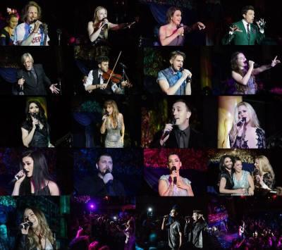 В Лондоне прошла вечеринка - «London Eurovision Party».