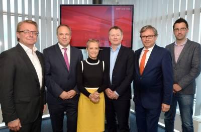 В Австрии состоялась первая встреча EBU и ORF по Евровидению 2015.