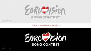 Конкурс песни «Евровидение» меняет логотип!
