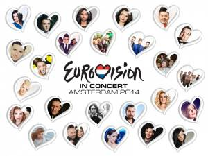"""Eurovision in Concert 2014"" прошел в Амстердаме."