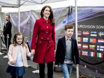 В Дании готовится к старту второй полуфинал Евровидения 2014.