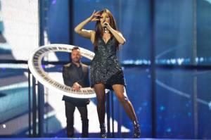 Вторая репетиция участников из второго полуфинала Евровидения 2014.