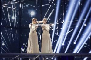 Вторые репетиции участников первого полуфинала Евровидения 2014.