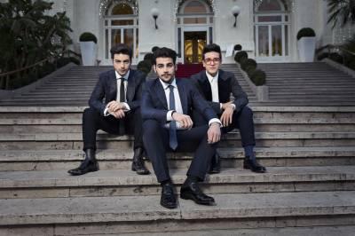 Италию на Евровидении 2015 будет представлять группа «Il Volo».