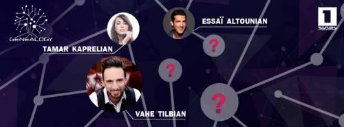 Армения: Vahe Tilbian - третий участник «Genealogy».
