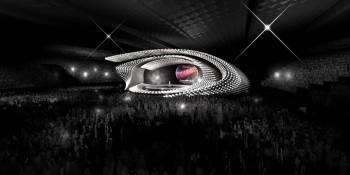 Представлены первые эскизы сцены Евровидения 2015.