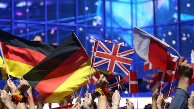 Основные моменты на пути к Евровидению 2015.
