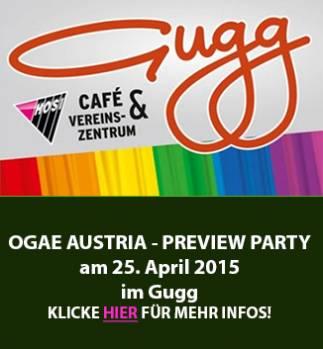 Австрийская Preview Party состоится 25 апреля.
