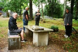 Финляндия: Обзор группы - Pertti Kurikan Nimipäivät.
