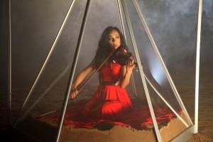 Беларусь: Презентован видеоклип на песню Uzari & Maimuna - «Time».