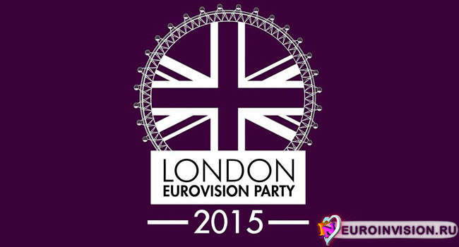 Состоялся промо-концерт «London Eurovision Party - 2015».