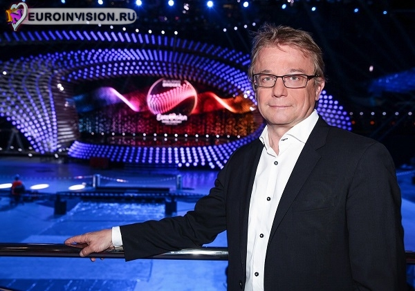 За кулисами шоу Eurovision-2015.