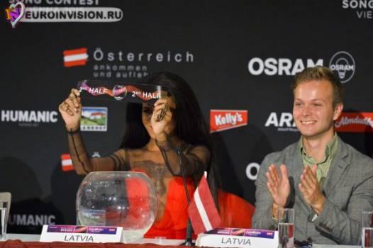 Пресс-конференция победителей второго полуфинала.