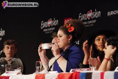 Пресс-конференция победителей первого полуфинала.