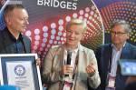 Конкурс Евровидение попал в книгу рекордов Гиннеса.