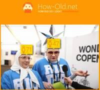 Узнай сколько лет участникам Евровидения, с новым приложением.