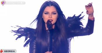 Евровидение 2015: Первый Полуфинал - Результаты.