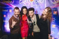 В Белоруссии состоялась официальная вечеринка Евровидения 2015.