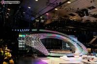 Завершено строительство сцены конкурса Евровидение 2015.