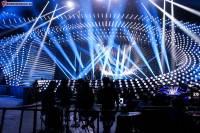 Стартуют репетиции участников второго полуфинала.