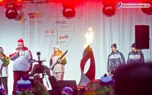 Обзор эстафеты Олимпийского огня